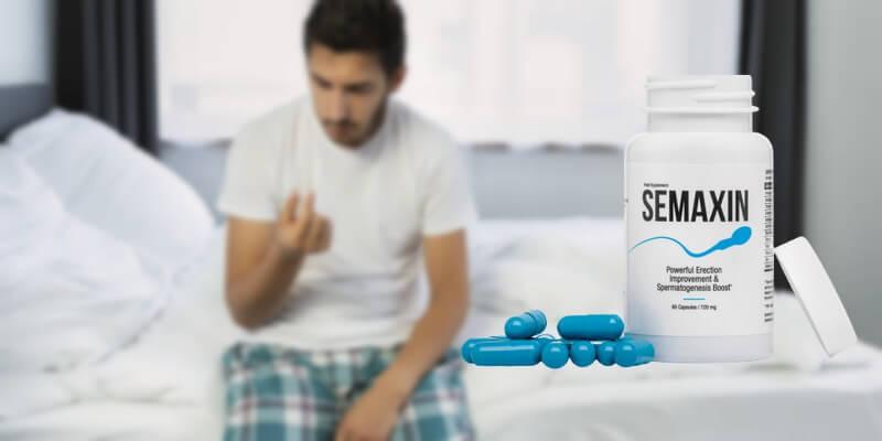 Semaxin - Le supplément qui va améliorer votre vie sexuelle