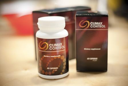 Climax control - complément alimentaire contre l'éjaculation précoce