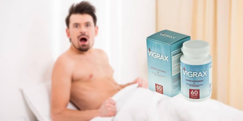 Vigrax – Remède ultime contre l'impuissance