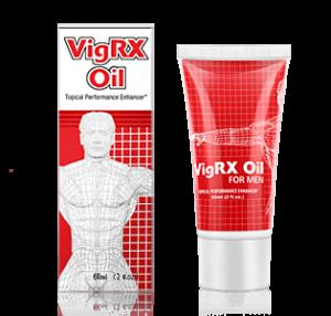 VigRX Oil - Remède contre le dysfonctionnement érectiles
