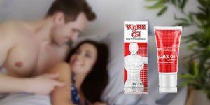 VigRX Oil - complément pour améliorer l'érection et la sexualité des hommes