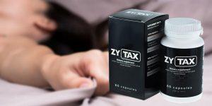 Zytax - Supplément qui améliore l'érection