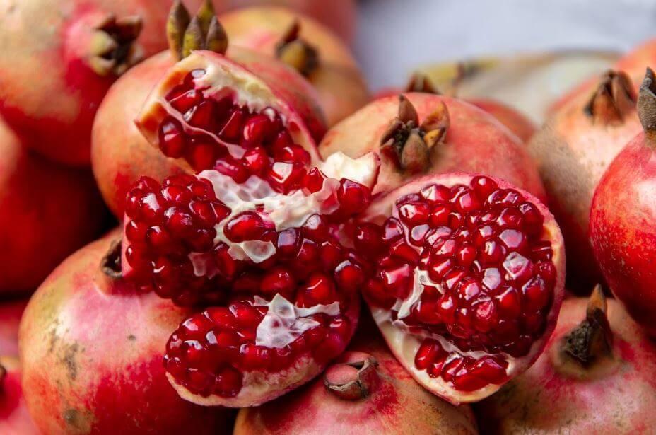 Grenade - Aliment aphrodisiaque